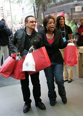 Bono & Oprah